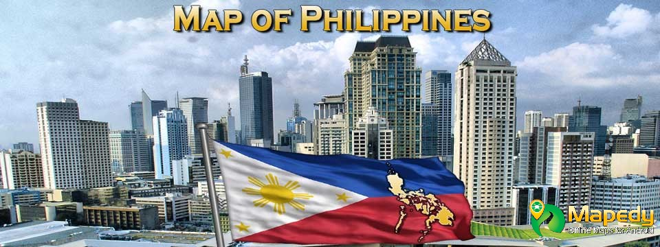 Map of Philippines for Android